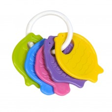 Clack Fish Teether