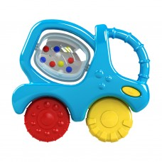 Mixer Truck Teether Rattle