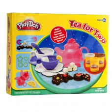 Playdoh Tea For Two