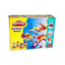Playdoh Breakfast Buffet