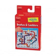 Travel Snake & Ladder
