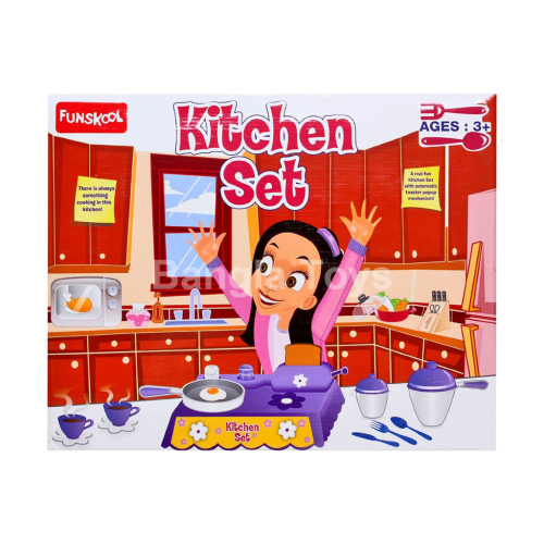 Kitchen Set Bangla Toys First Bangladeshi Online Toy Store