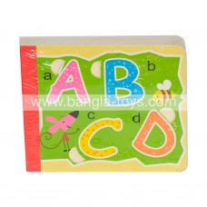Wooden ABC Book