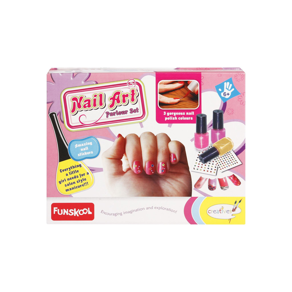 Nail Art | Bangla Toys | First Bangladeshi Online Toy Store